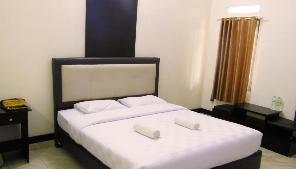 G Hotel Syariah Bandar Lampung - Ruby Deluxe Double Bed Regular Plan