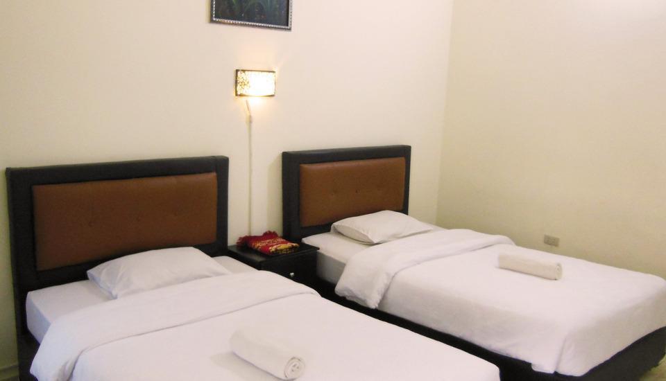 G Hotel Syariah Bandar Lampung - Ruby Twin Bed Regular Plan