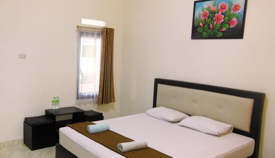G Hotel Syariah Bandar Lampung - Safir Double Bed Regular Plan