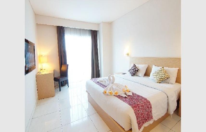 NIDA Rooms Karthika 90 Legian - Kamar tidur