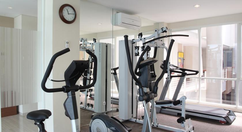 Avissa Suites Jakarta - Fitness