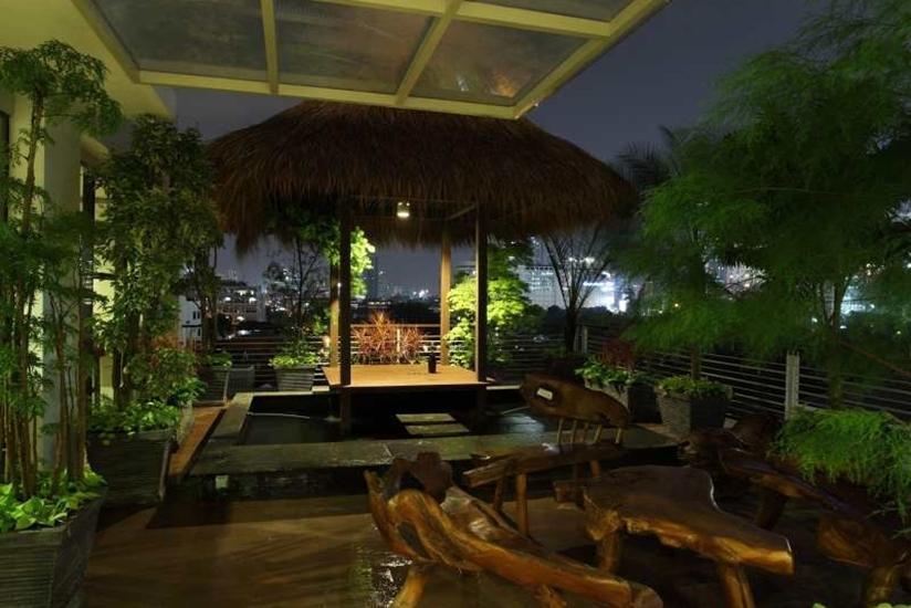 Avissa Suites Jakarta - Balcon