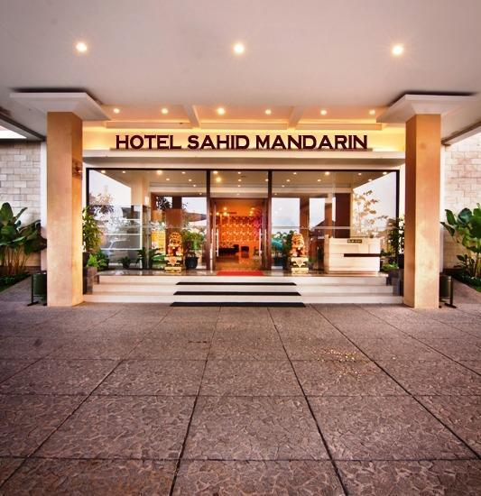 Hotel Sahid Mandarin Pekalongan - View Depan