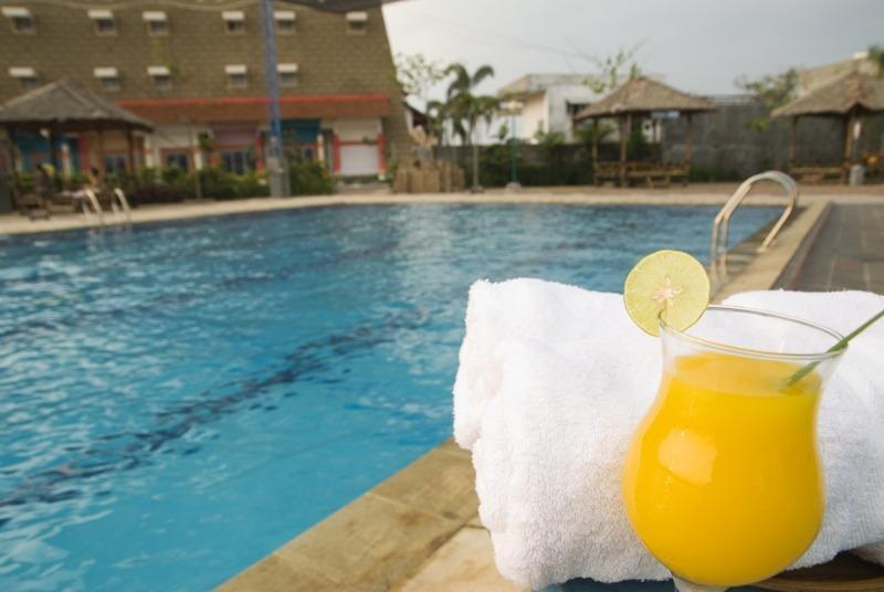 Hotel Sahid Mandarin Pekalongan - POOL