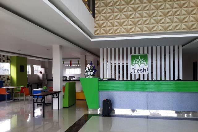 Fresh Hotel Sukabumi - Lobi