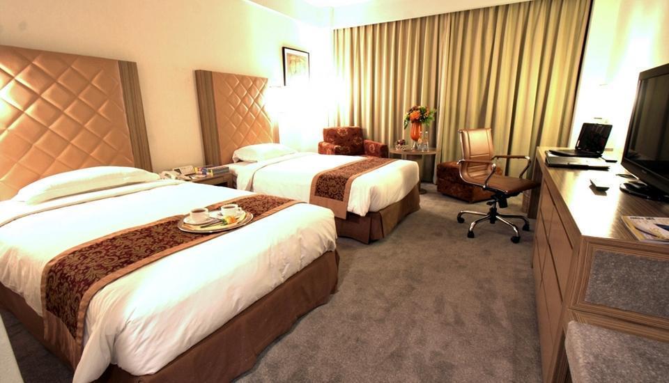 Grand Sahid Jaya Hotel Jakarta - Modern Deluxe Room