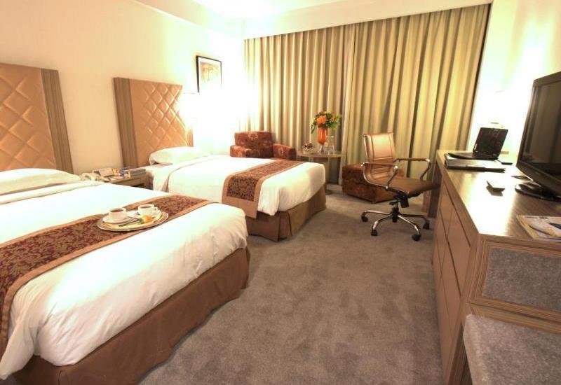 Grand Sahid Jaya Hotel Jakarta - Deluxe Room Regular Plan