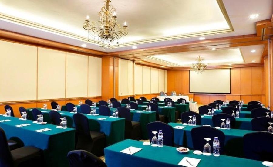 Grand Sahid Jaya Hotel Jakarta -