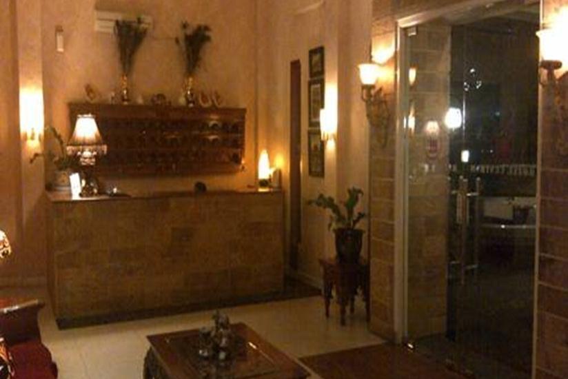Hotel Centrum Bangka - Resepsionis