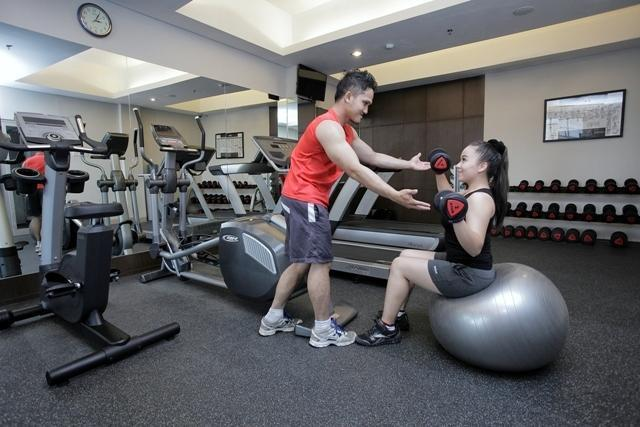 Swiss-Belinn Balikpapan - Fitness Center