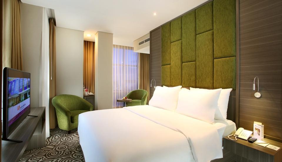 Swiss-Belinn Balikpapan - Grand Deluxe Room