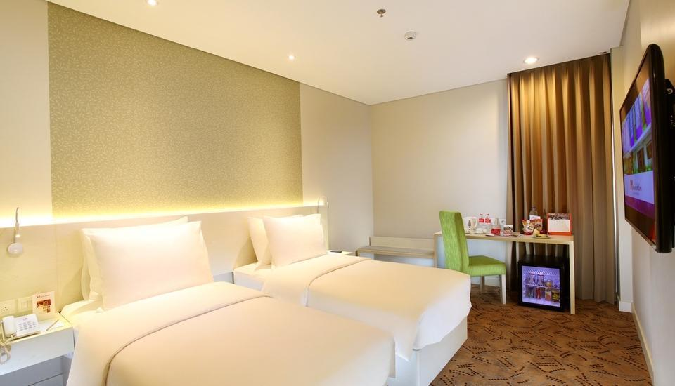 Swiss-Belinn Balikpapan - Superior Deluxe Regular Plan
