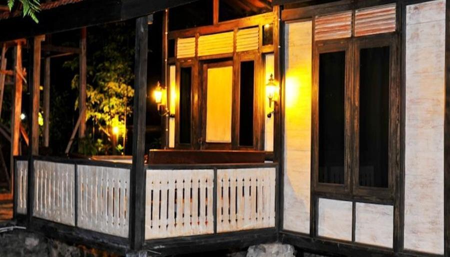 Kampung Labasan Resort Kaliurang - Eksterior