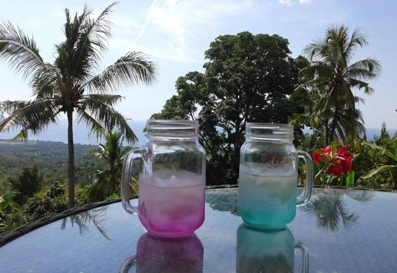Banana Villa Retreat Bali - Minuman