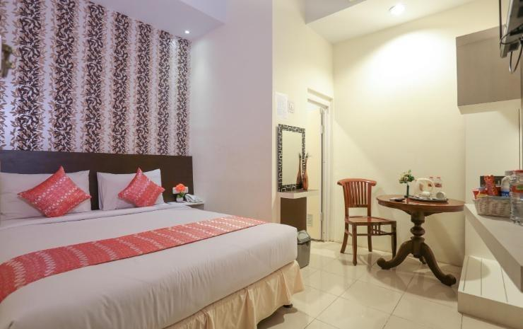 Harmoni Inn Makassar - Deluxe Room Regular Plan