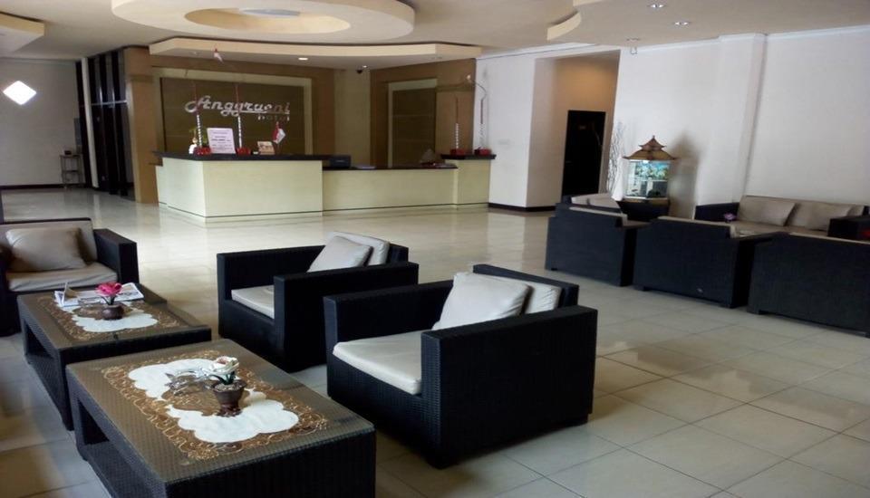 Anggraeni Hotel Jatibarang Brebes - Interior