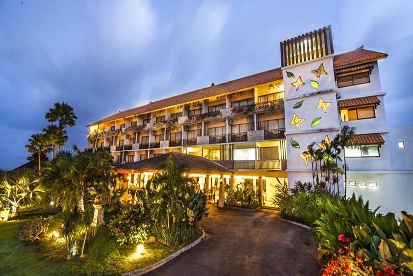 Swiss-Belhotel Segara Bali - Eksterior