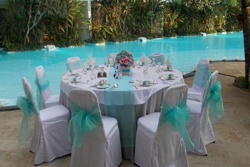 Swiss-Belhotel Segara Bali - Kolam Renang