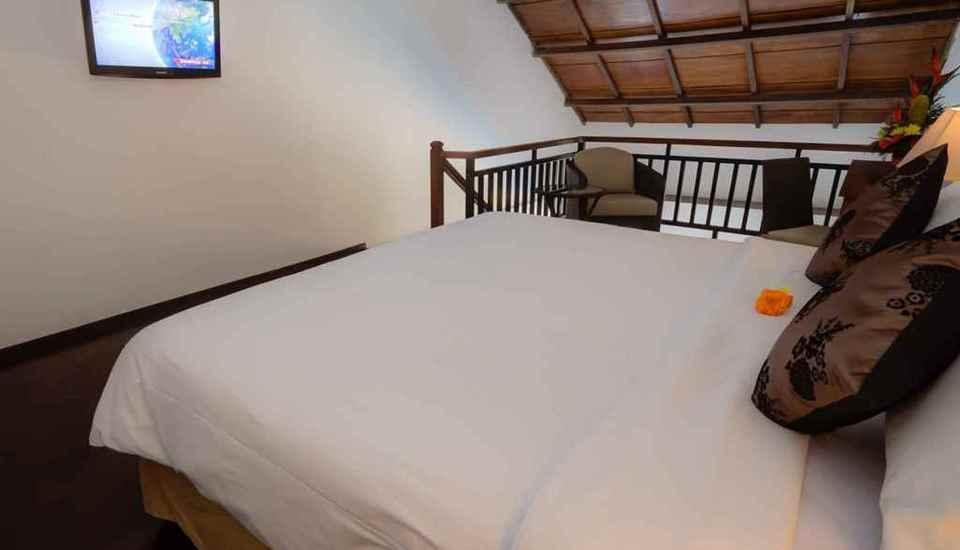 Swiss-Belhotel Segara Bali - Dupleks kolam