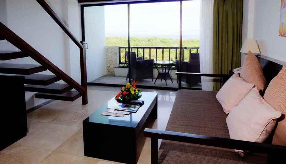 Swiss-Belhotel Segara Bali - Dupleks kolam 3