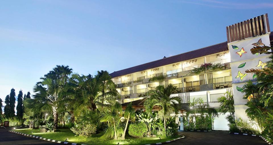 Swiss-Belhotel Segara Bali - View