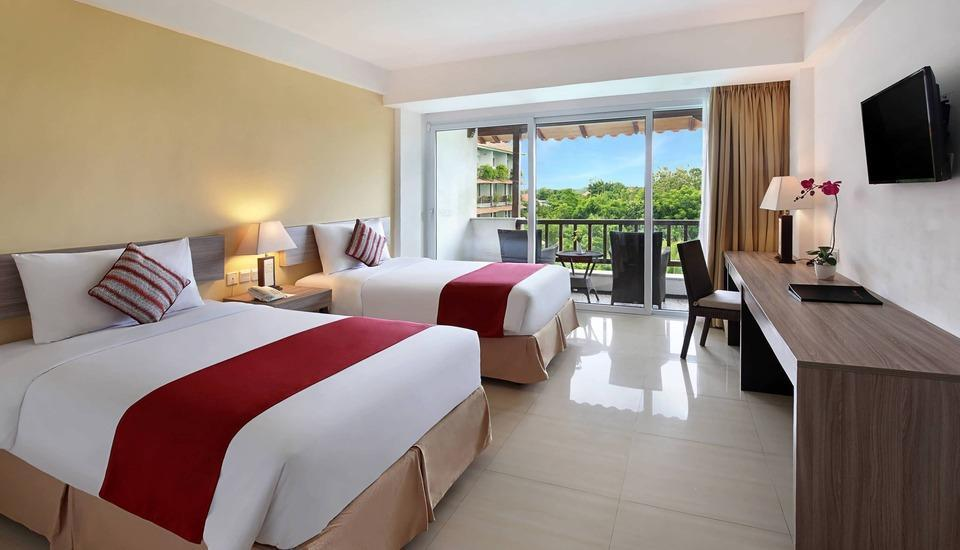 Swiss-Belhotel Segara Bali - Superior Pool View Stay 5 Nights Flexible