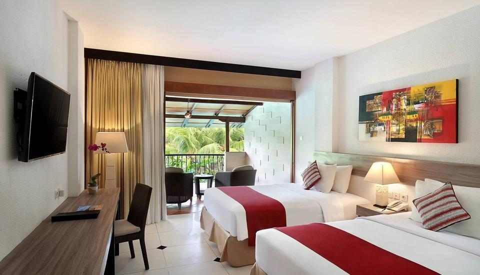 Swiss-Belhotel Segara Bali - Premiere Pool View Stay 5 Nights Flexible