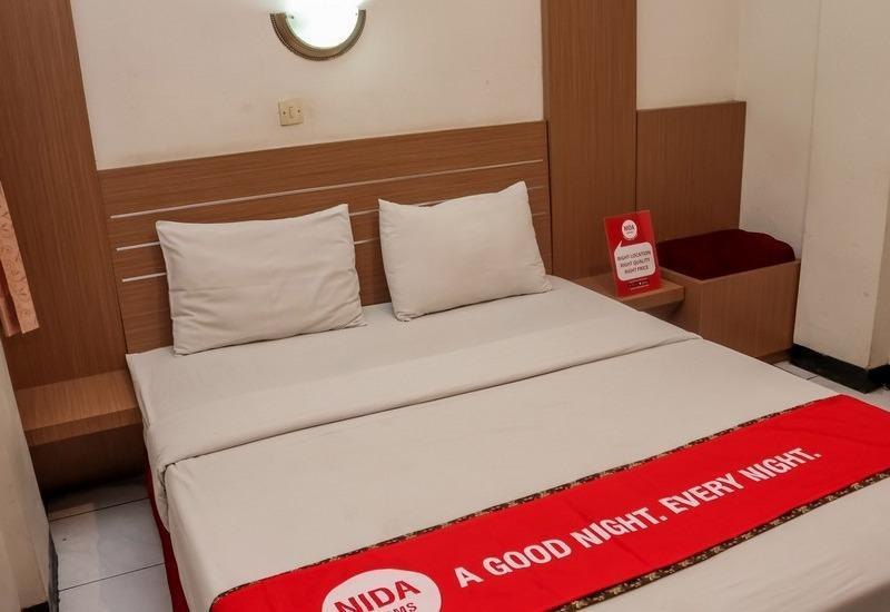 NIDA Rooms Cibaduyut Building Coblong - Double Room Single Occupancy Special Promotion
