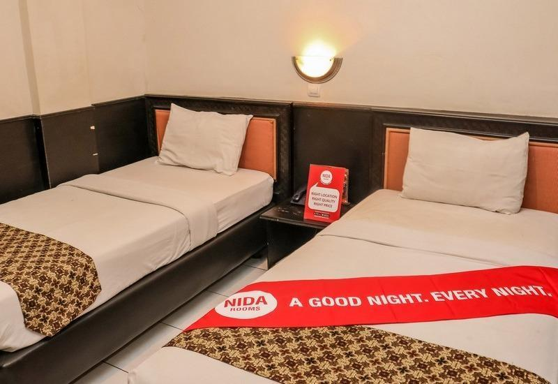 NIDA Rooms Cibaduyut Building Coblong - Double Room Double Occupancy Special Promotion