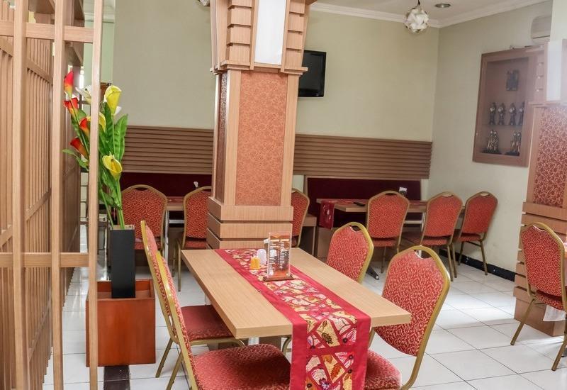 NIDA Rooms Cibaduyut Building Coblong - Restoran