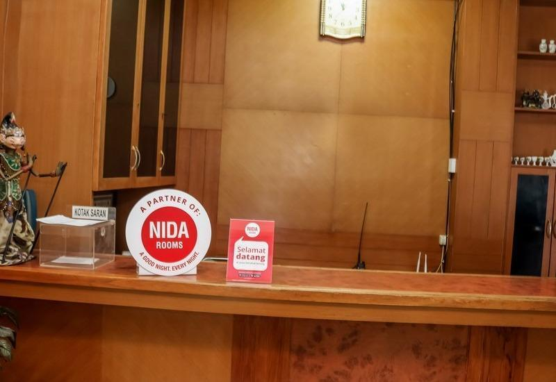 NIDA Rooms Cibaduyut Building Coblong - Resepsionis