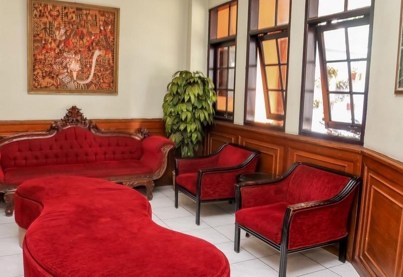 NIDA Rooms Cibaduyut Building Coblong - Ruang tamu
