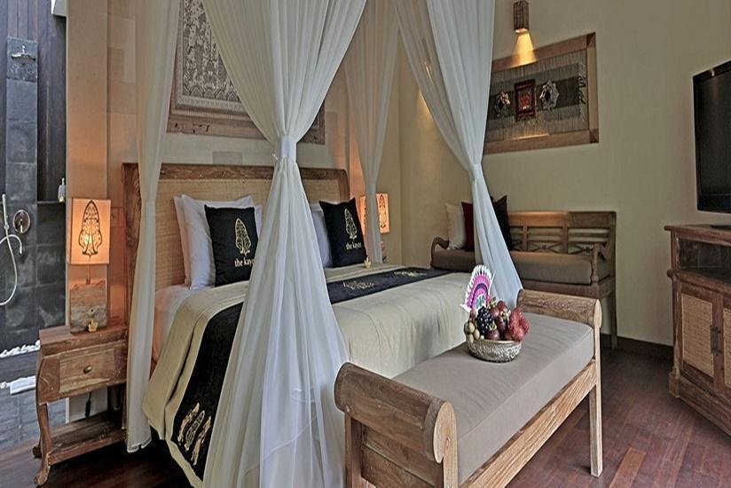 The Kayon Resort Bali - Kamar Deluxe Valley