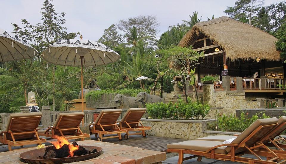 The Kayon Resort Bali - Pemandangan