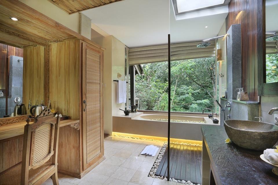 The Kayon Resort Bali - Villa dengan kolam renang