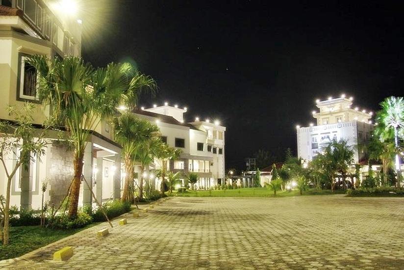 Novilla Boutique Resort Bangka - Eksterior