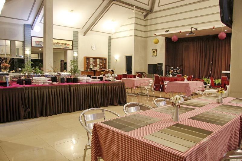 Novilla Boutique Resort Bangka - resto