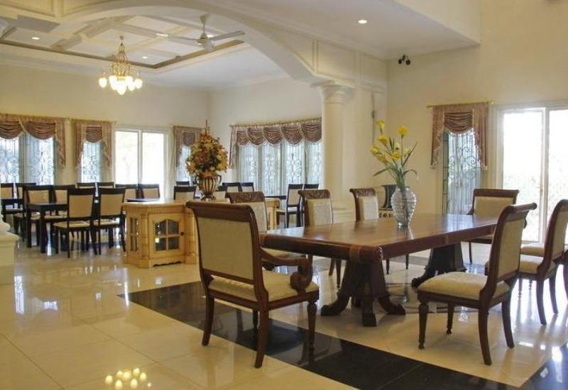 Novilla Boutique Resort Bangka - restaurant