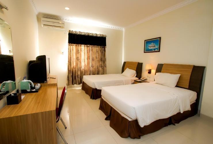Novilla Boutique Resort Bangka - Deluxe 2 Bed