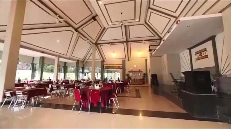 Novilla Boutique Resort Bangka - Restoran