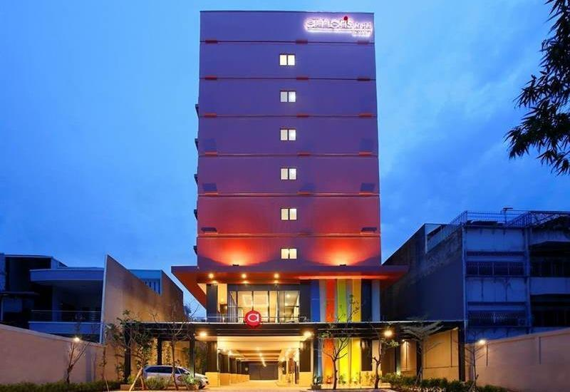 Amaris Pasar Baru Jakarta - Hotel Building