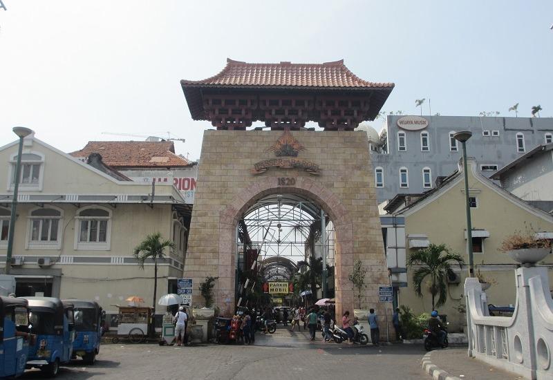 Amaris Pasar Baru Jakarta - Pasar Baru