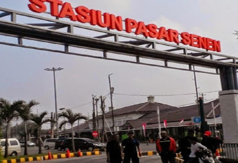 Amaris Pasar Baru Jakarta - Stasiun Kereta Pasar Senen