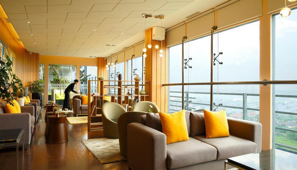 Hotel Santika Premiere ICE BSD City - Sky Lounge