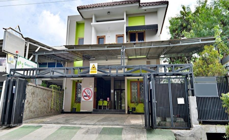 ZenRooms Cipete Utara Jakarta - Eksterior