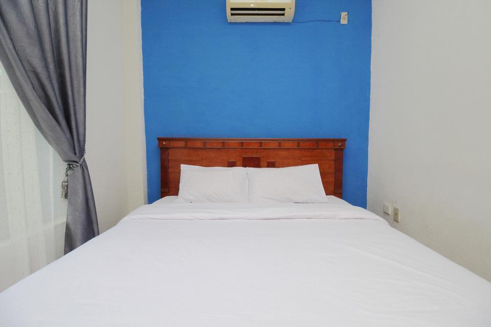 Sky Inn Medan Sunggal Medan - Deluxe Double Room Only Regular Plan
