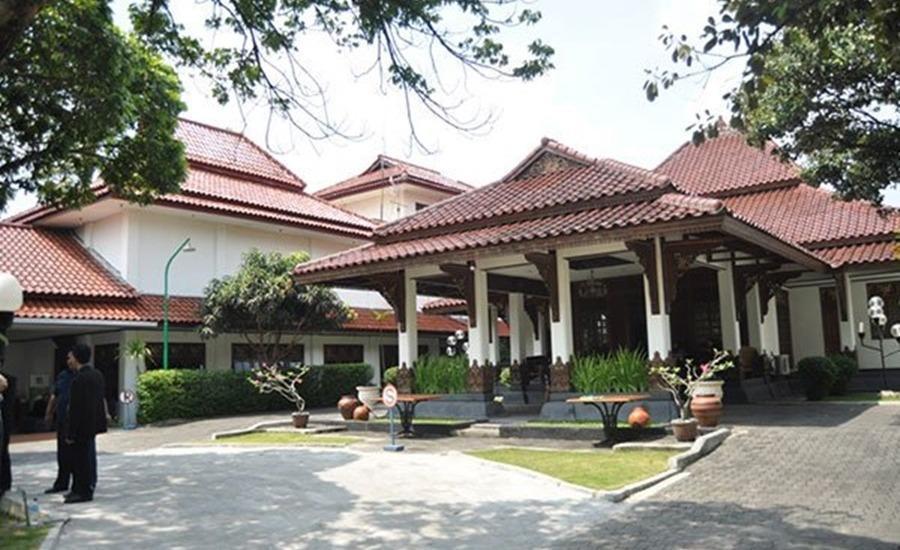 Sadinah Sahid Josodipuro Hotel Solo - Eksterior