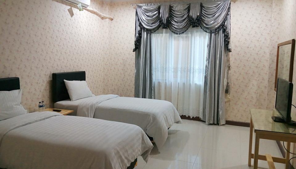 Sadinah Sahid Josodipuro Hotel Solo - deluxe room 2