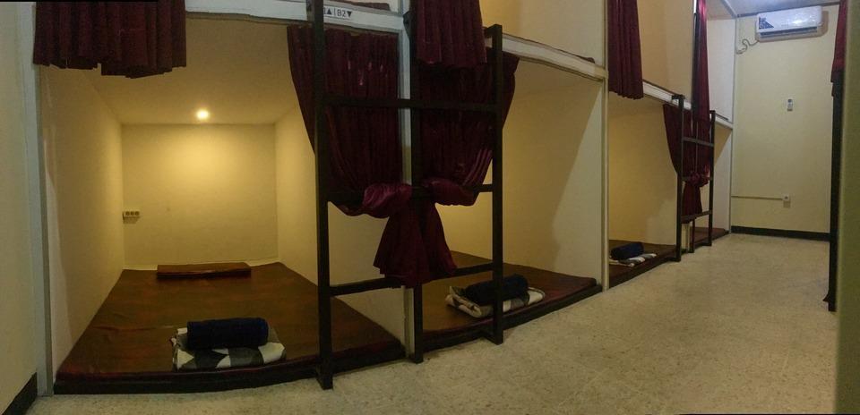 Manado Pod House Manado - Tampak ruang Bunaken