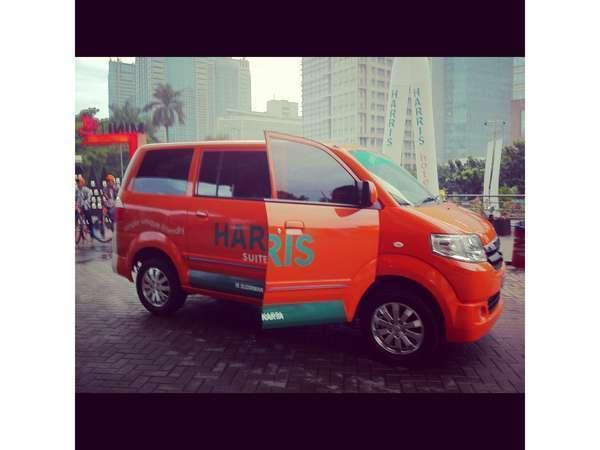 HARRIS FX Sudirman - Mobil HARRIS